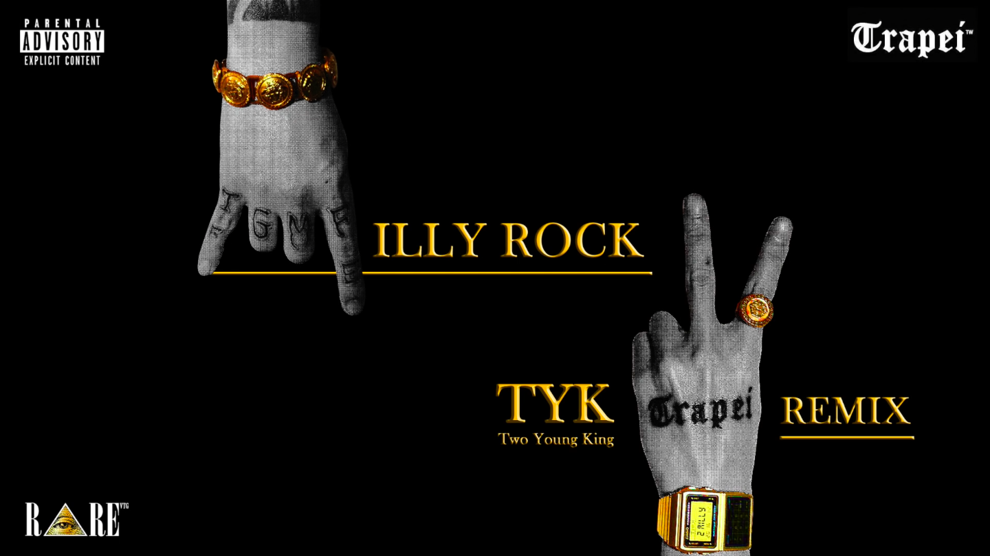 "#TYK ( Young B x YZ ) – ""Milly Rock (Trapei Remix)"" Prod. by MK47"
